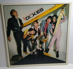 The Incredible Shrinking DICKIES Vinyl LP Record Punk Rock YELLOW Color + Poster - Post Punk Records