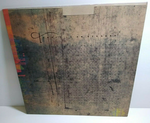 Lonely Is An Eyesore Vinyl LP Record Album 4AD Post-Punk Goth Rock New Wave NM
