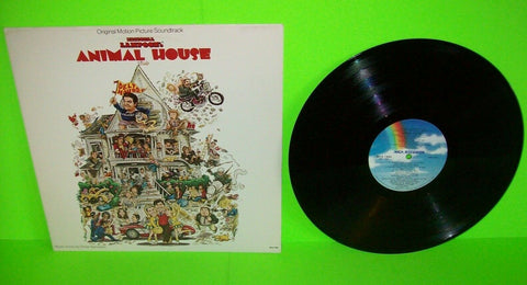 National Lampoon Animal House Original Motion Picture Soundtrack Vinyl LP Record - Post Punk Records