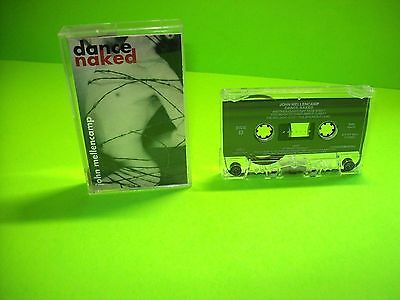 John Cougar Mellencamp ‎– Dance Naked Cassette Tape 1994 BMG Music Club Edition - Post Punk Records