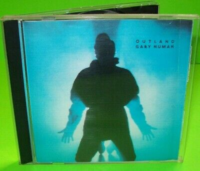 Gary Numan ‎Outland CD Album Synth-Pop New Wave Electronic Music 1991 US
