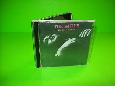 The Smiths The Queen Is Dead CD Album Post-Punk New Wave Morrissey Bmg Club Edition - Post Punk Records