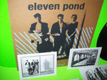 Eleven Pond ‎Bas Relief Vinyl LP Record Synth-Pop Post-Punk Limited Ed Numbered - Post Punk Records