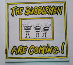 "The Bubblemen Are Coming Vinyl 12"" Record Love And Rockets Goth Rock Post-Punk"