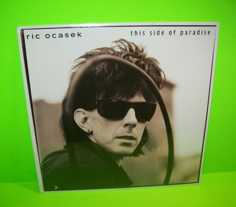 Ric Ocasek This Side Of Paradise SEALED New Wave Vinyl LP Record Album The Cars