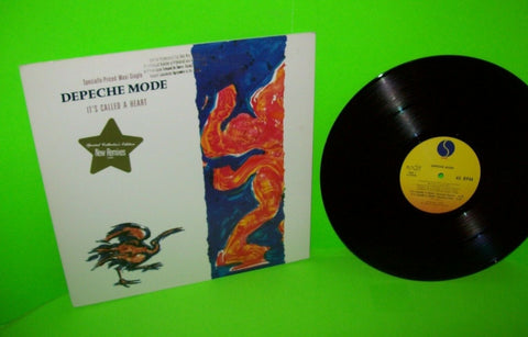 "Depeche Mode It's Called A Hear Vinyl 12"" EP Record Synth-Pop New Wave PROMO NM - Post Punk Records"