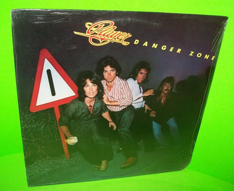 PLAYER Danger Zone Vinyl LP Record Album 1978 Pop Soft Rock SEALED New Pressing - Post Punk Records