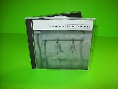 Dead Can Dance ‎Toward The Within CD Album 1994 Ethereal Electronic 4AD - Post Punk Records