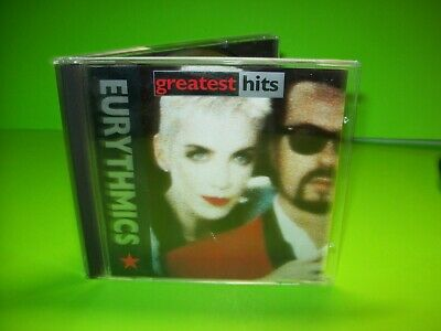 Eurythmics Greatest Hits CD Electronica Synth-Pop New Wave Club Ed. Sweet Dreams