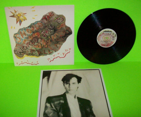 Peter Murphy Should The World Fail To Fall Apart Vinyl LP Record Goth Post-Punk - Post Punk Records