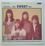 "Sweet It's It's... The Sweet Mix 12"" Vinyl EP Record Disco Club Version NM 1984"