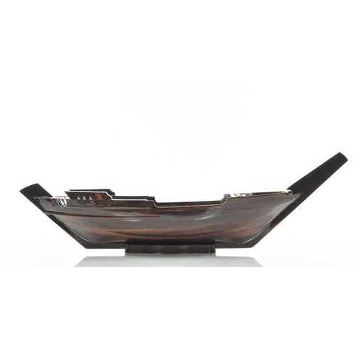"5.5"" x 27"" x 8.5"" Dhow Boat, Sushi - Tray"