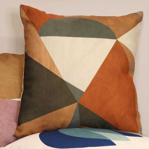 "18"" X 5.5"" X 18"" Multi Polyester Square Pillow"