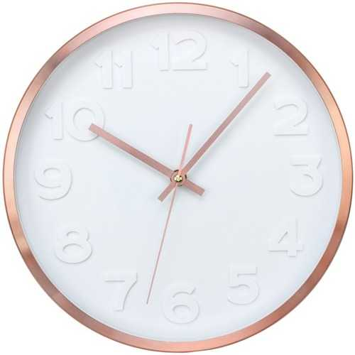 Timekeeper Copper Ii Wall Clock (pack of 1 Ea)