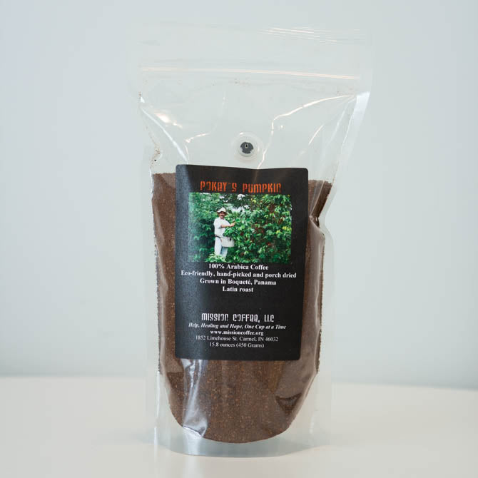 Pokey's Premium Estate Coffee Pumpkin Ground