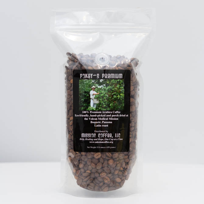 Pokey's Premium Estate Coffee Whole Bean