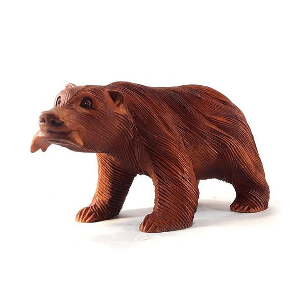 Animal Wood Carvings
