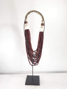 Shell Jewelry with stand 23 inches tall including stand - Sejati
