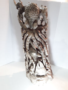 Octopus 32 inches tall a very special item. - Sejati