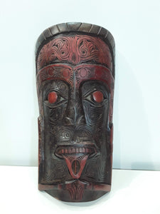 BATAK HOUSE MASK FOR PROTECTION 21 INCHES TALL