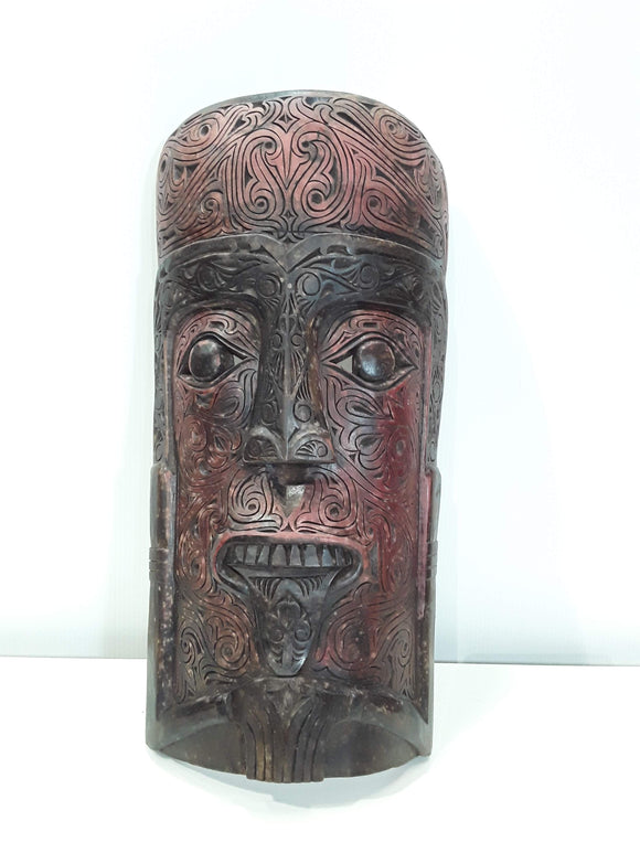 BATAK PROTECTIVE HOUSE MASK, 20.5 INCHES TALL