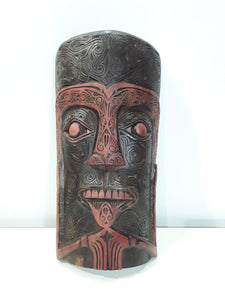 BATAK MASK FOR PROTECTION OF HOME