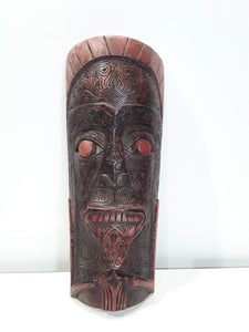 ANOTHER STUNNING MASK FOR YOUR HOMES' PROTECTION 21 INCH TALL