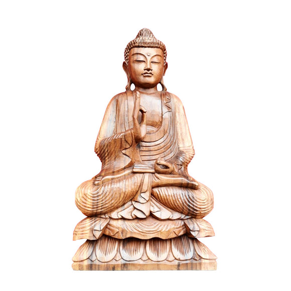 BUDDHA, SEATED, 32