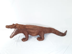 ALLIGATOR, 40 INCH, MOUTH OPEN - Sejati