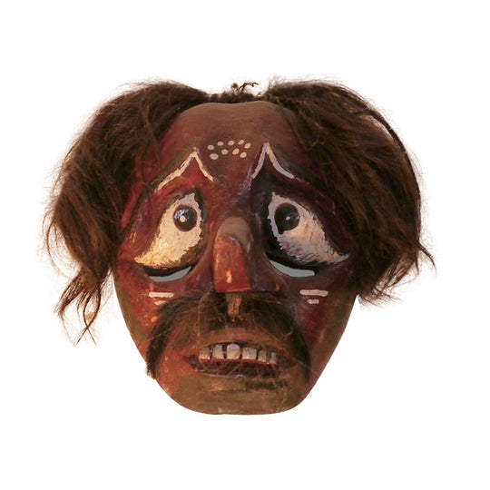 MASK, ANTIQUE JAVANESE