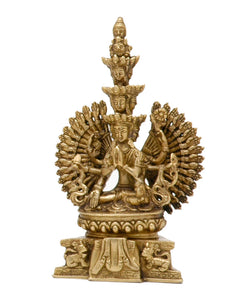 "Buddha of Compassion ""Avalokiteshvara"" - Medium"