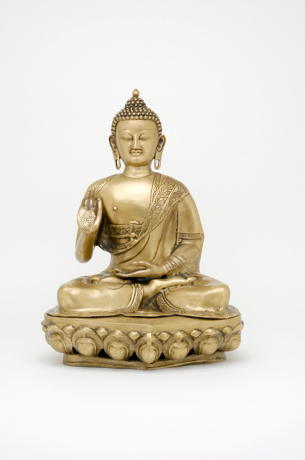 Buddha Blessing - Large