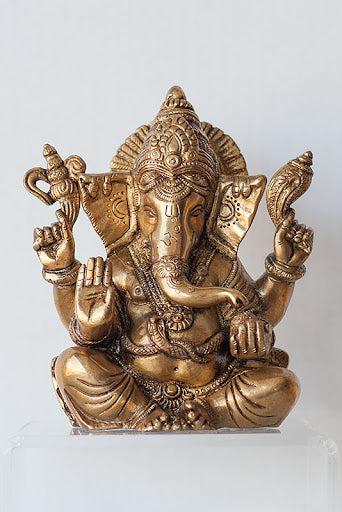 Ganesh Detailed - Small