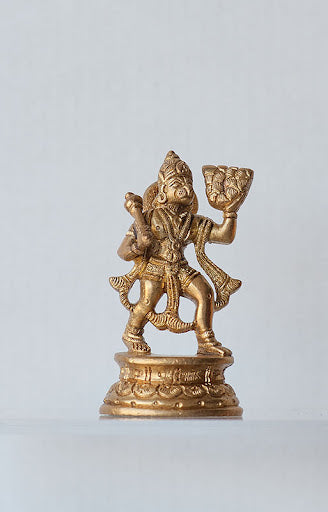 Hanuman Carrying Mountain - Small