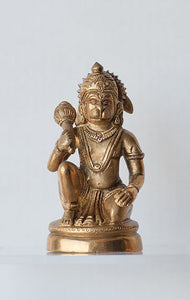 Hanuman Kneeling - Medium