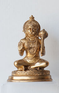 Hanuman Seated - Medium