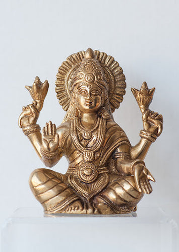 Lakshmi Seated - Medium
