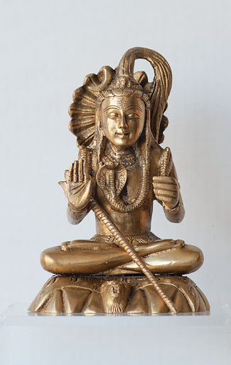 Shiva Meditating - Medium