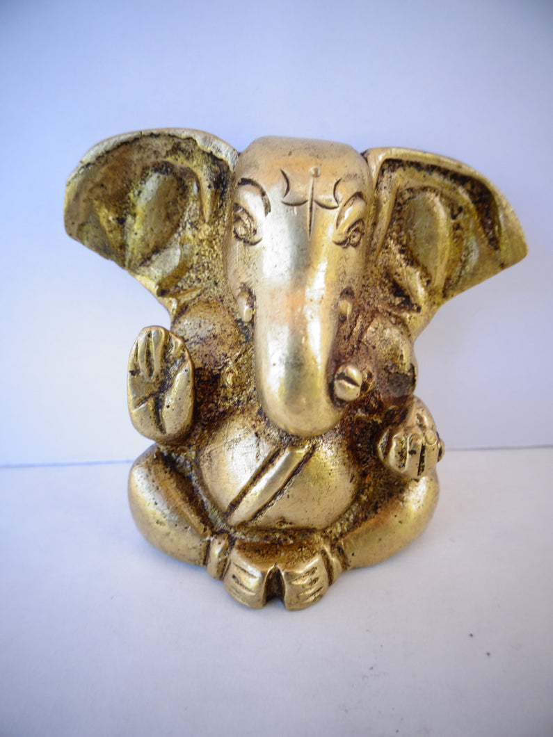 Big Ear Ganesh Blessing - Mini