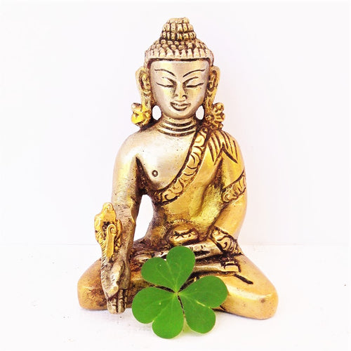 Two Tone Peaceful Buddha - Small