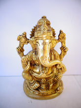 Load image into Gallery viewer, Ganesh Sitting - Medium