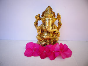 Ganesh Sitting - Medium