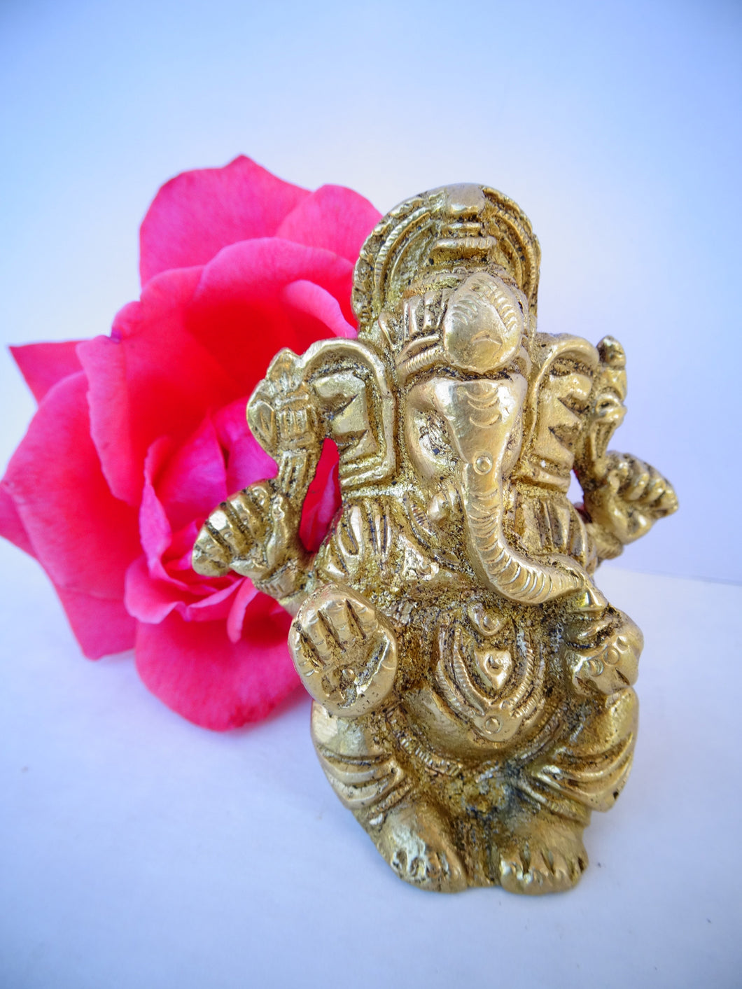 Ganesh with Hat - Small