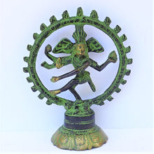 Load image into Gallery viewer, Green Nataraja - Medium