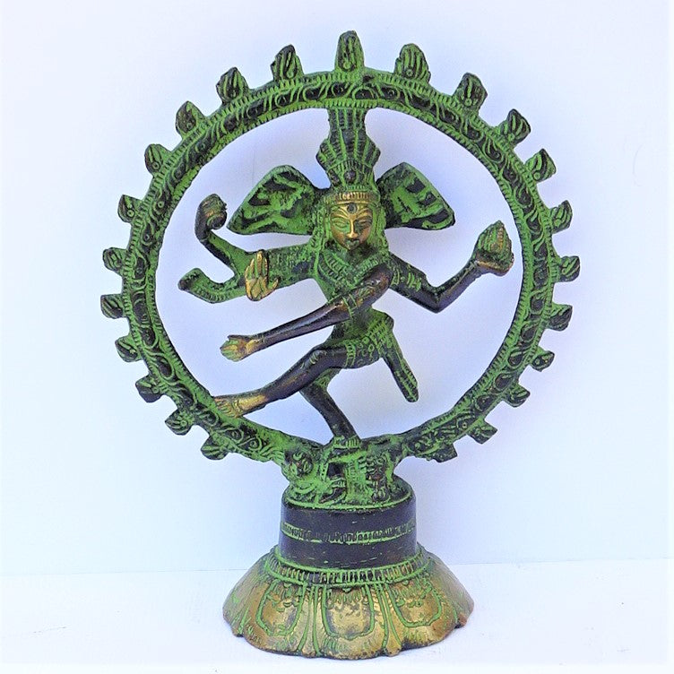 Green Nataraja - Medium