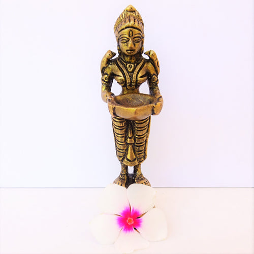Lakshmi Lamp - Small