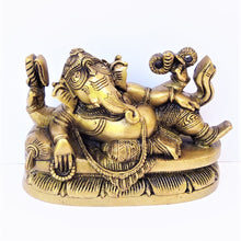 Load image into Gallery viewer, Reclining Ganesh - Medium