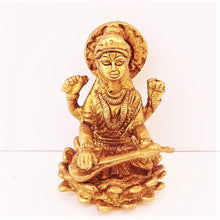 Load image into Gallery viewer, Saraswati Statue - Mini