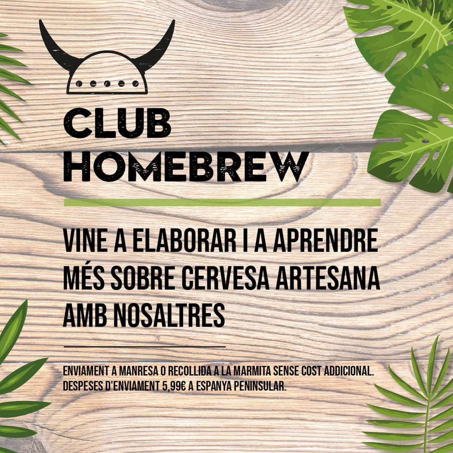 Subscripción Obélix - Marmita Beer Club