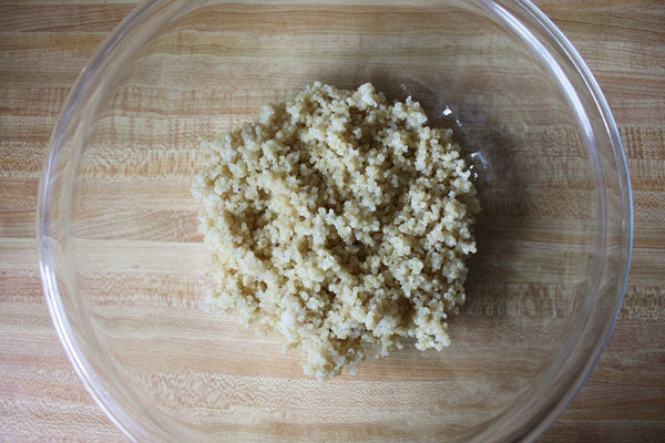 Jane Richmond Blog - Greek Quinoa Salad